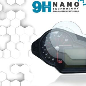 Aprilia Dorsoduro 2014+ Nano 9H Displayschutzfolie - Kawasaki Ninja 650