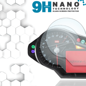 Aprilia RSV4 2014+ Nano 9H Displayschutzfolie - Motorrad