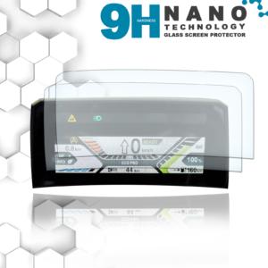 Panzerglassfolie Schutzfolie für BMW C Evolution Tacho 2014+ Nano 9H Displayschutzfolie