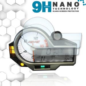 Panzerglassfolie Schutzfolie für BMW S1000RR /XR Tacho Nano 9H Displayschutzfolie