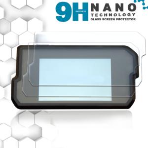Panzerglassfolie Schutzfolie für KTM Duke 125 / 390 R Tacho Nano 9H Displayschutzfolie
