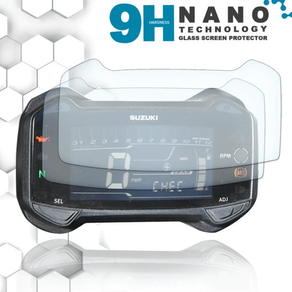 Suzuki DL250 Nano 9H Displayschutzfolie