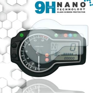 Suzuki GSR750 2011+ Nano 9H Displayschutzfolie