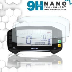 Suzuki GSX R125 2017+ Nano 9H Displayschutzfolie