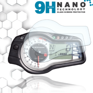 Suzuki V Strom 2011+ Nano 9H Displayschutzfolie