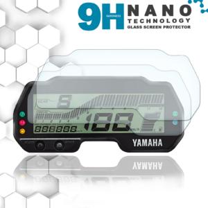 Yamaha R125 2018+ Nano 9H Displayschutzfolie
