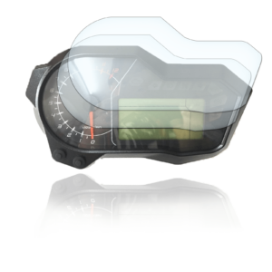 Benelli TRK502 Tachoschutzfolie Displayschutzfolie