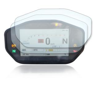 Ducati Monster 797 821 1200 / Hypermotard 950 Tachoschutzfolie Displayschutzfolie