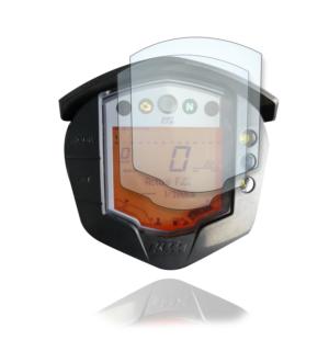 KTM RC125 / RC200 / RC390 Tachoschutzfolie Displayschutzfolie