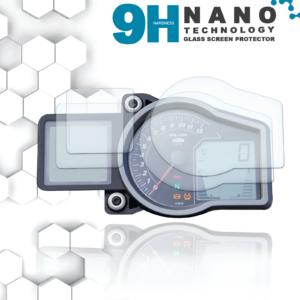 Panzerglassfolie Schutzfolie für KTM Adventure 1050 / 1090 / 1190 Tacho Nano 9H Displayschutzfolie