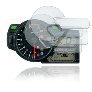 Suzuki V-Strom DL650 DL1000 2017+ Tachoschutzfolie Displayschutzfolie